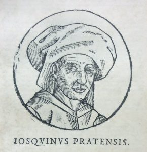 Picture of a man wearing a medieval hat