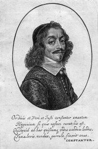 picture of Constantijn Huygens